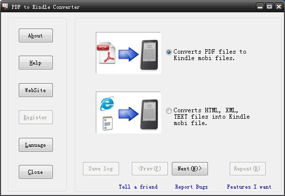 CONVERT PDF TO MOBI SITES EPUB